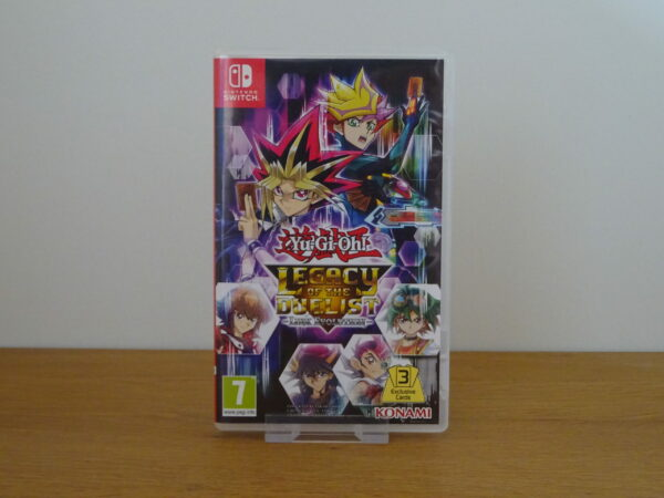 Yu-Gi-Oh! Legacy of the Dualist: Link Evolution - Switch