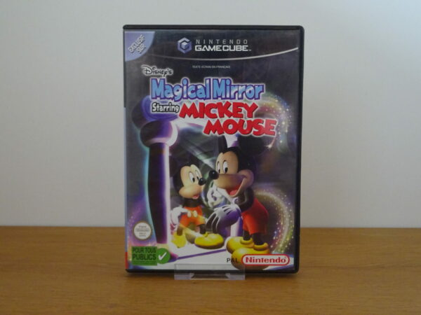 Disney's Magical Mirror Starring Mickey Mouse - GC