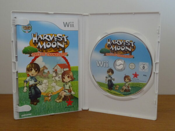 Harvest Moon: Tree of Tranquility - Wii