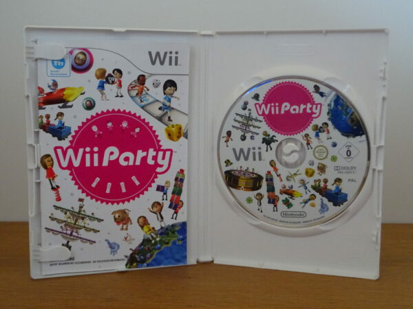 Wii Party - Nintendo Selects - Wii