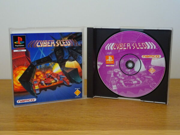 Cyber Sled - PS1