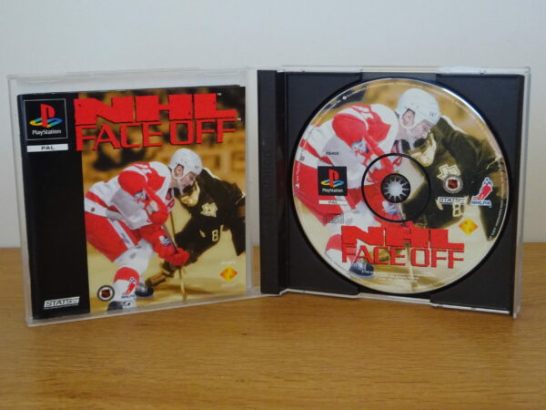 NHL Face Off - PS1