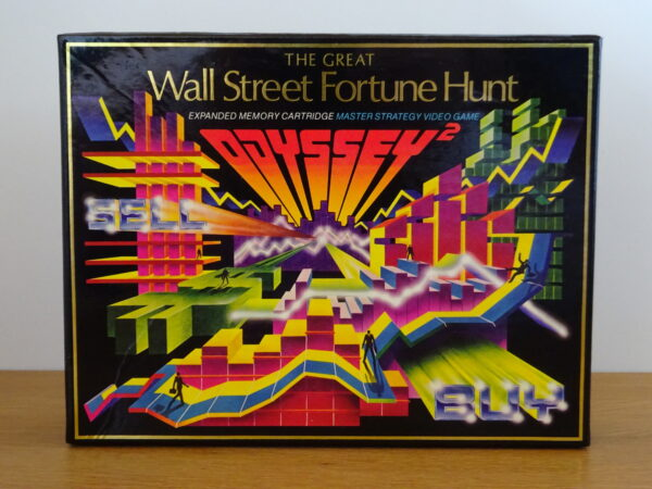 The Great Wall Street Fortune Hunt - Videopac